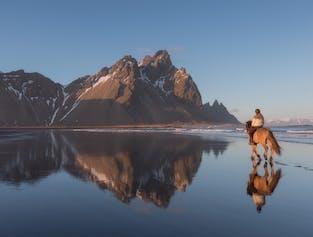 12 Day Midnight Sun Photography Workshop around Iceland width=