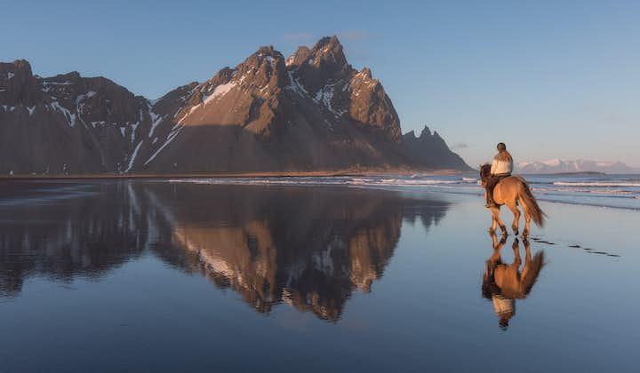 12-дневный фототур вокруг Исландии   Белые ночи