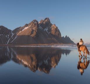 Workshop fotografico di 12 giorni sotto il sole di mezzanotte islandese