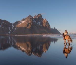 12 Day Midnight Sun Photography Workshop around Iceland