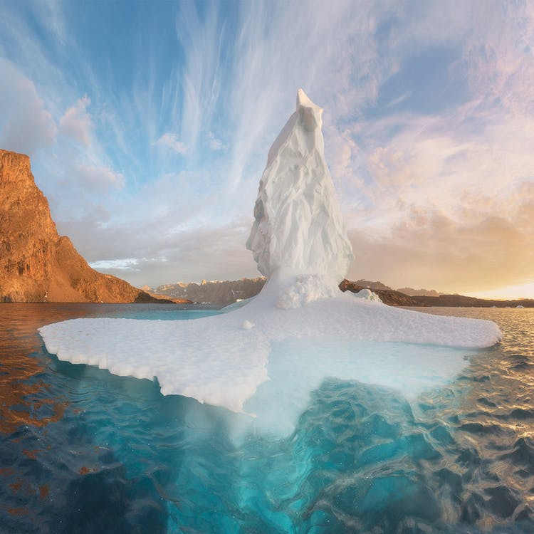 Greenland Photo Tour | Glaciers & Fjords of Scoresby Sound