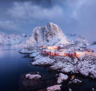 7-Day Lofoten Islands Winter Photo Tour