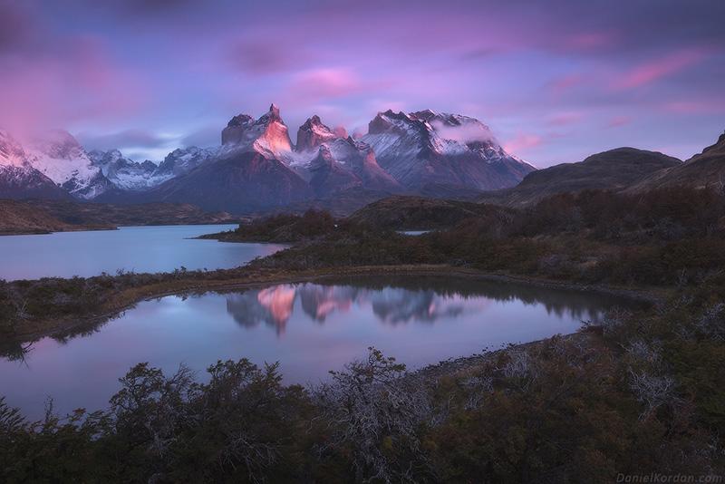 Patagonia Photo Workshop with Daniel Kordan - day 1