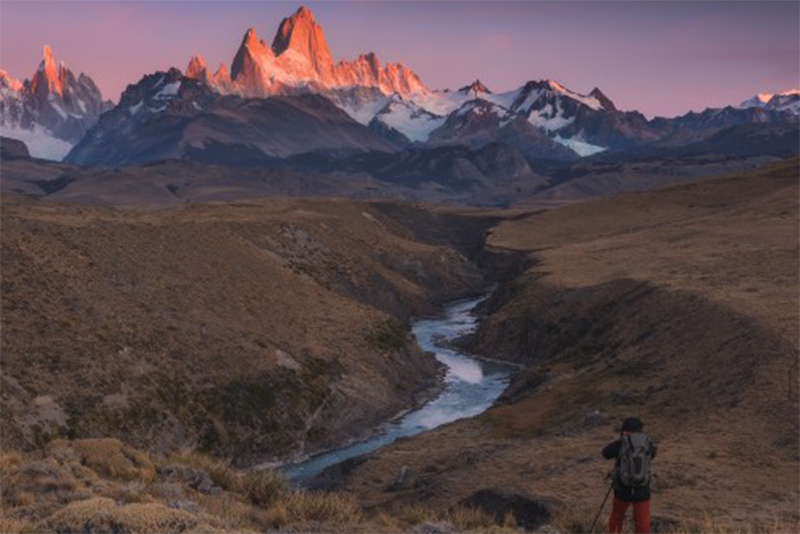 Patagonia Photo Workshop with Daniel Kordan - day 3