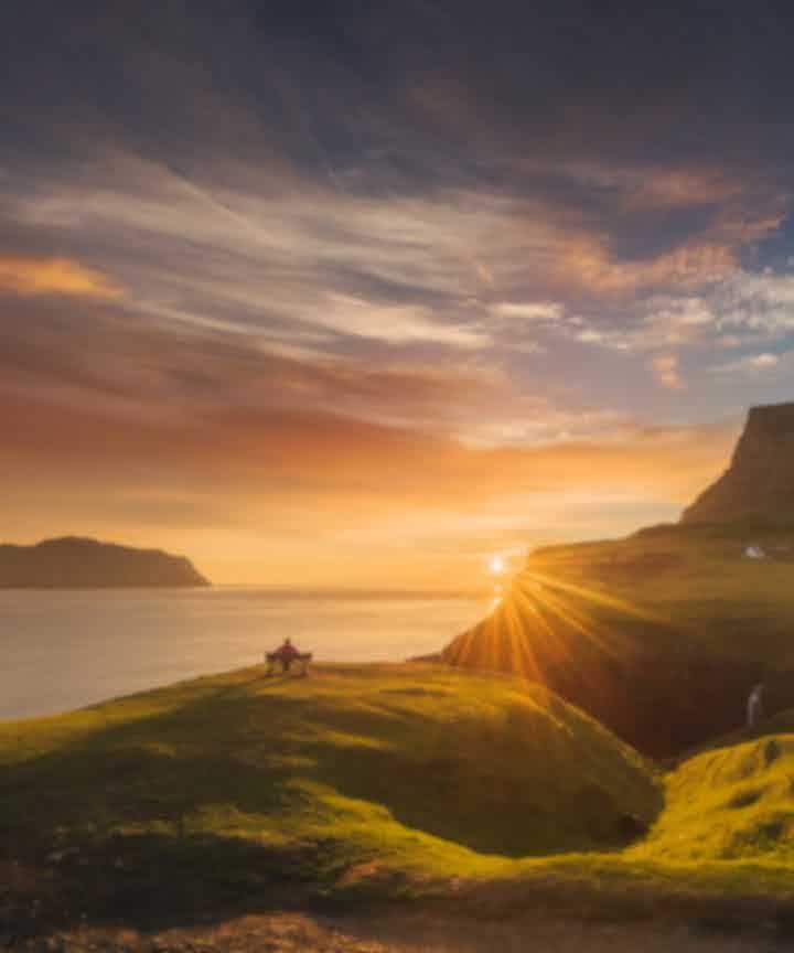 Faroe Islands Photo Tours and  Workshops