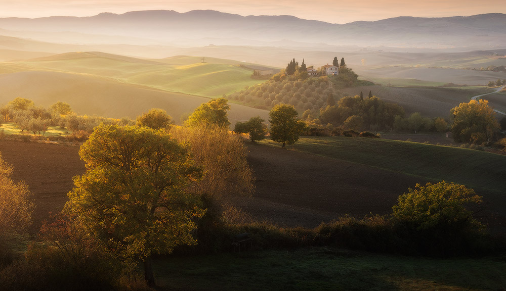 Tuscany Photography Tour - day 1
