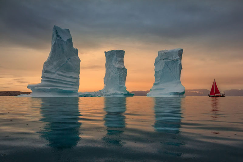 12 Day Greenland Photo Expedition - day 2