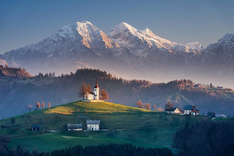 6 Day Photo Tour in Slovenia | Autumn Colours & Mountain Views - day 1