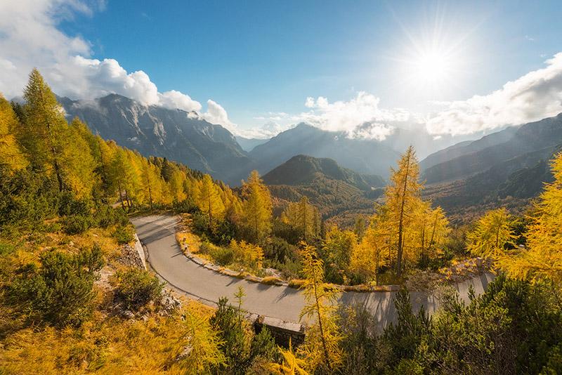 6 Day Photo Tour in Slovenia | Autumn Colours & Mountain Views - day 2