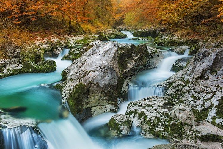 6 Day Photo Tour in Slovenia | Autumn Colours & Mountain Views