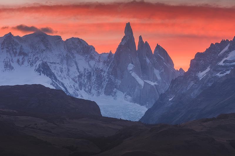 Patagonia Hiking Photo Adventure - day 1