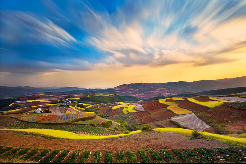 12 Days Yunnan Culture and Landscape Photography Tour - day 1