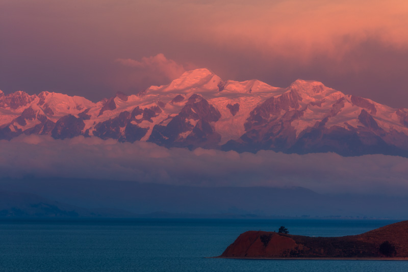Lake Titicaca is of huge cultural and historic importance to the Bolivian people.