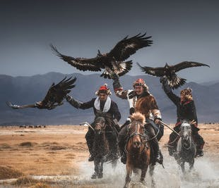 11 Day Mongolia Photography Tour