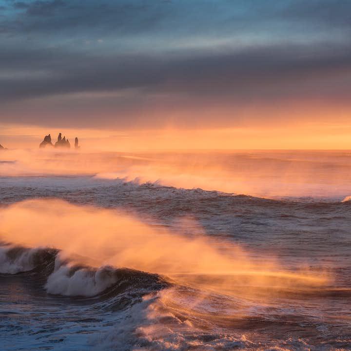 Atelier photo de 10 jours | Tour de l'Islande en été
