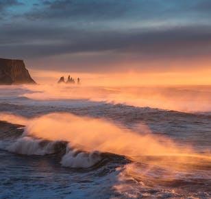 Workshop fotografico estivo di 10 giorni intorno all'Islanda