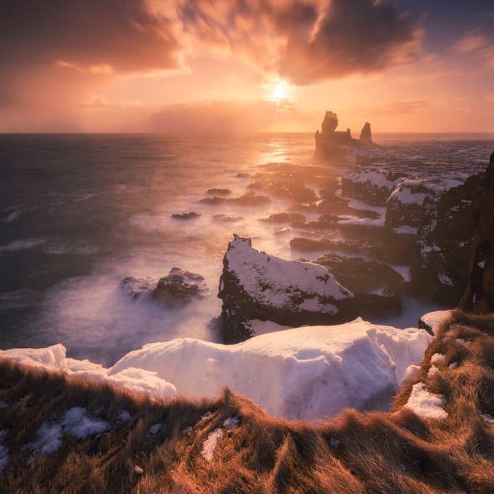 アイスランドで過ごす11日間の写真ワークショップ