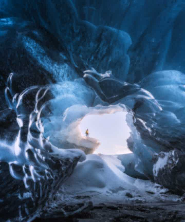 Winter Photography Tours & Workshops in Iceland