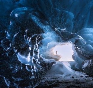 Atelier photo de 2 semaines en Islande | Paysages hivernaux et aurores boréales