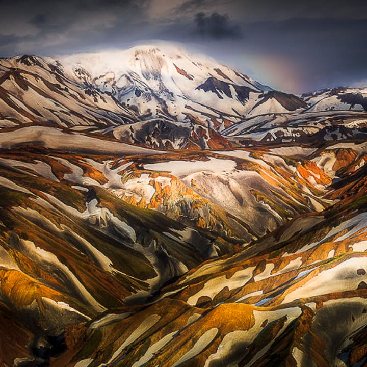 10-дневный фототур   Южное побережье и Горная Исландия