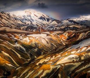 10日間写真撮影ワークショップ|アイスランドのハイランド地方と