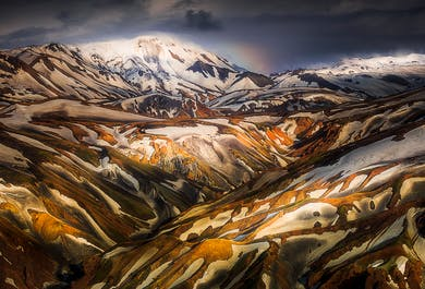 Atelier photo 10 jours en Islande   L'intérieur de l'île et côte sud