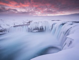 9 Day Photo Workshop in North & West Iceland | Waterfalls & Mountains width=