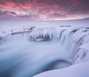 9-tägige Winter-Fotoreise in Nord- und Westisland