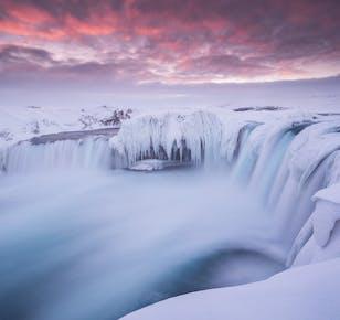 Atelier photo 9 jours Nord et Ouest de l'Islande | Entre Cascades et montagnes
