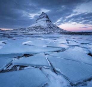 9-дневный зимний фототур   Северная Исландия
