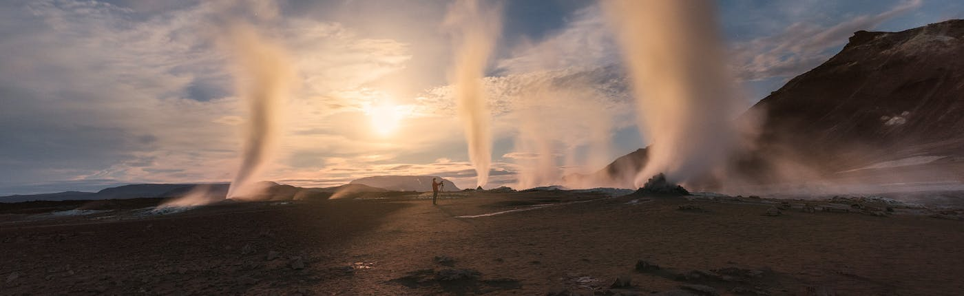Top 5 Geothermal Areas in Iceland for Photography
