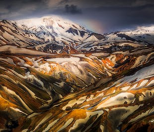 Private Landmannalaugar Photo Tour