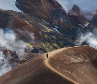 プライベートツアー|アイスランドのハイランド地方の写真撮影ワークショップ