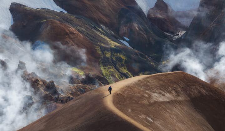 冰岛高地私人摄影团