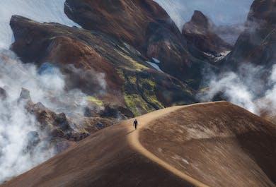 เวิร์คช็อปถ่ายรูปส่วนตัว บนไฮแลนด์ประเทศไอซ์แลนด์