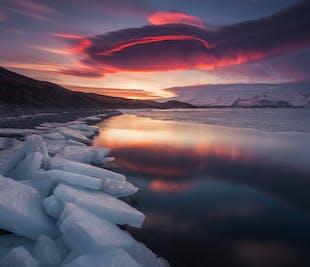 เวิร์คช็อปถ่ายภาพ 2 วันแบบส่วนตัวในชายฝั่งทางใต้ของประเทศไอซ์แลนด์