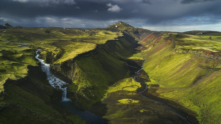 Þórsmörk is one of the most beautiful and popular valleys in the Icelandic highlands.