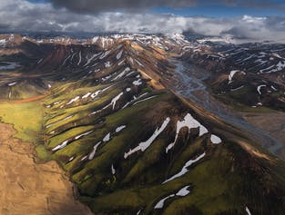 6 Day Photo Workshop Camping in the Icelandic Highlands