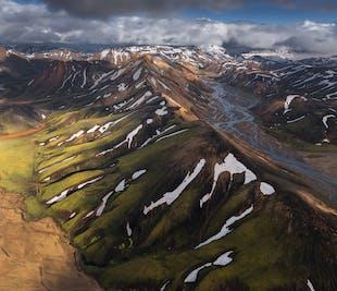6-tägige Camping-Fotoreise in das isländische Hochland