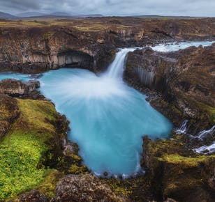 13-дневный экстрим-фототур по горной Исландии | Южное побережье Исландии и высокогорье