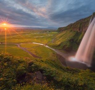 8-tägige Sommer-Fotoreise in Island