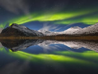 4 Day Northern Lights & Ice Cave Photo Tour