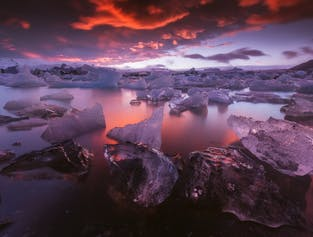 3 Day Photo Tour of the South Coast & Vatnajokull National Park