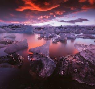 冰岛三日摄影团 | 南海岸 & 瓦特纳冰川国家公园