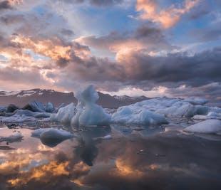 3-дневный фототур к ледниковой лагуне Йокульсарлон