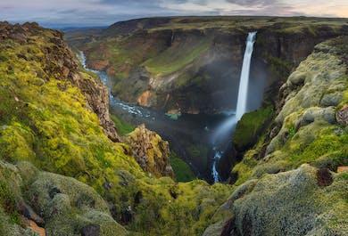 3-дневный мастер-класс по ландшафтной фотографии в исландском высокогорье