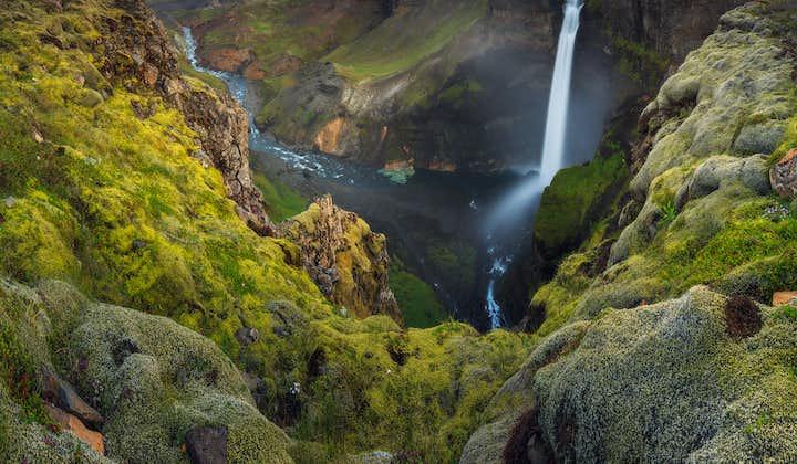 Workshop fotografico di 3 giorni negli altopiani islandesi