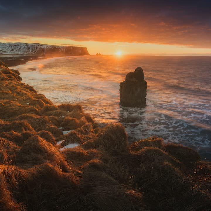 秋の写真ワークショップ14日間 アイスランドを一周