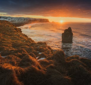 Two Week Circle of Iceland Photo Workshop in Autumn