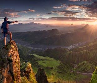 Þórsmörk Photography Day Tour | Highlands & South Coast